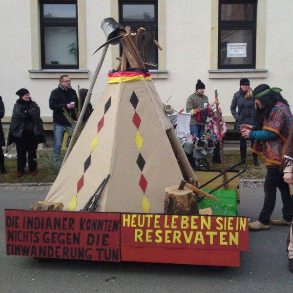 Fasching Altenberg